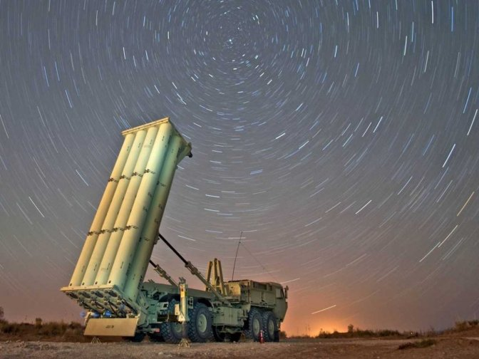 Article: THAAD's Enough — An Analysis of the Pentagon's Latest Asia Pivot Boondoggle