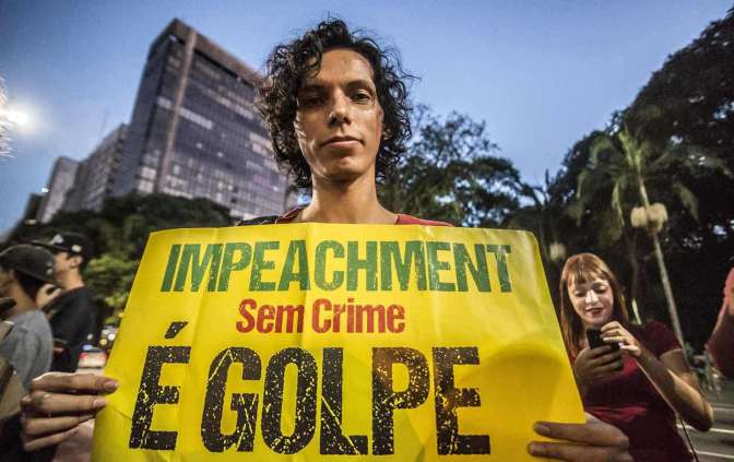 Exit, Stage 'Left' — How Brazil's Worker's Party invited impeachment